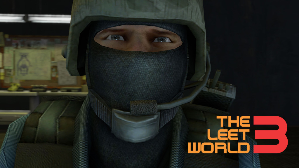 Leet World Season 3 Episode 1: Leeroy